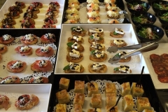 bruschete catering 1