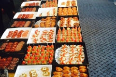 bruschete catering